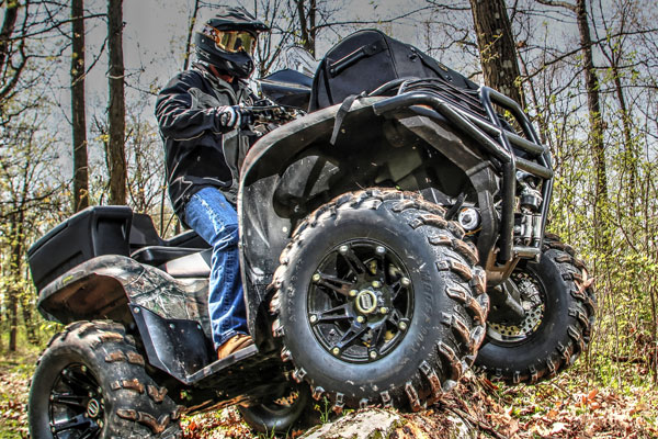 Protection from Wear and Tear of Trail Riding – Moose