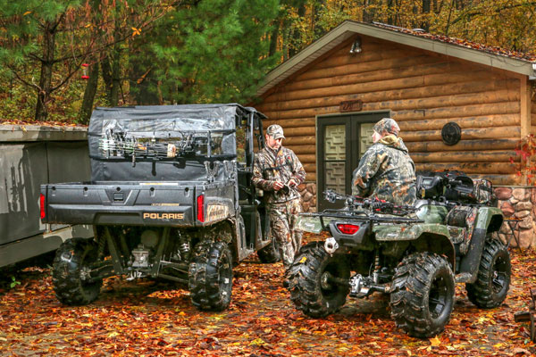 Head To Your Local Dealer – Moose Utility Division