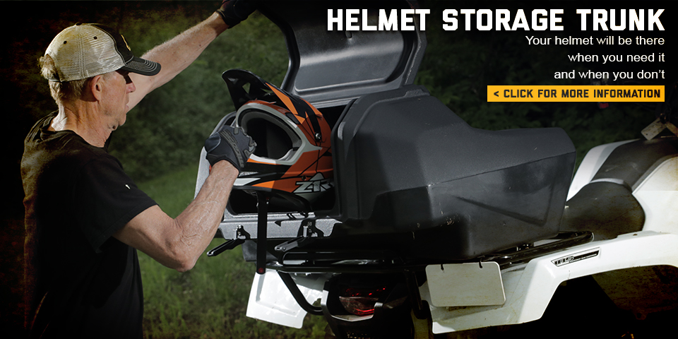 Helmet Storage Trunk